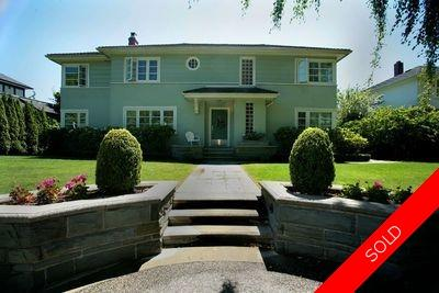 Vancouver House for sale:  6 bedroom 4 sq.ft. (Listed 2020-07-06)