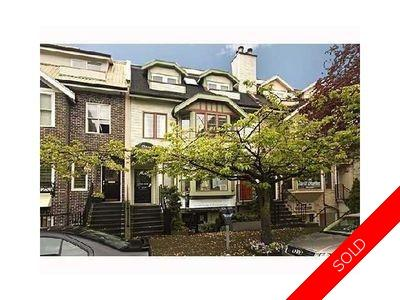 Kitsilano Townhouse for sale:  2 bedroom 1 sq.ft. (Listed 2020-07-01)